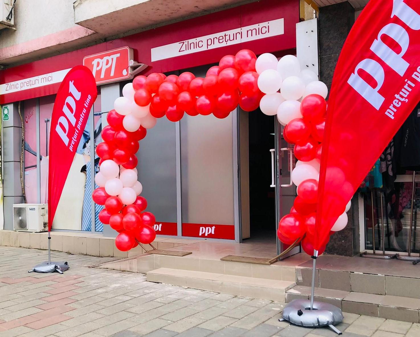 PPT Botoșani - Piața Mică (Primăverii)