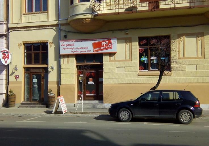 PPT Arad - Piața Mihai Viteazul