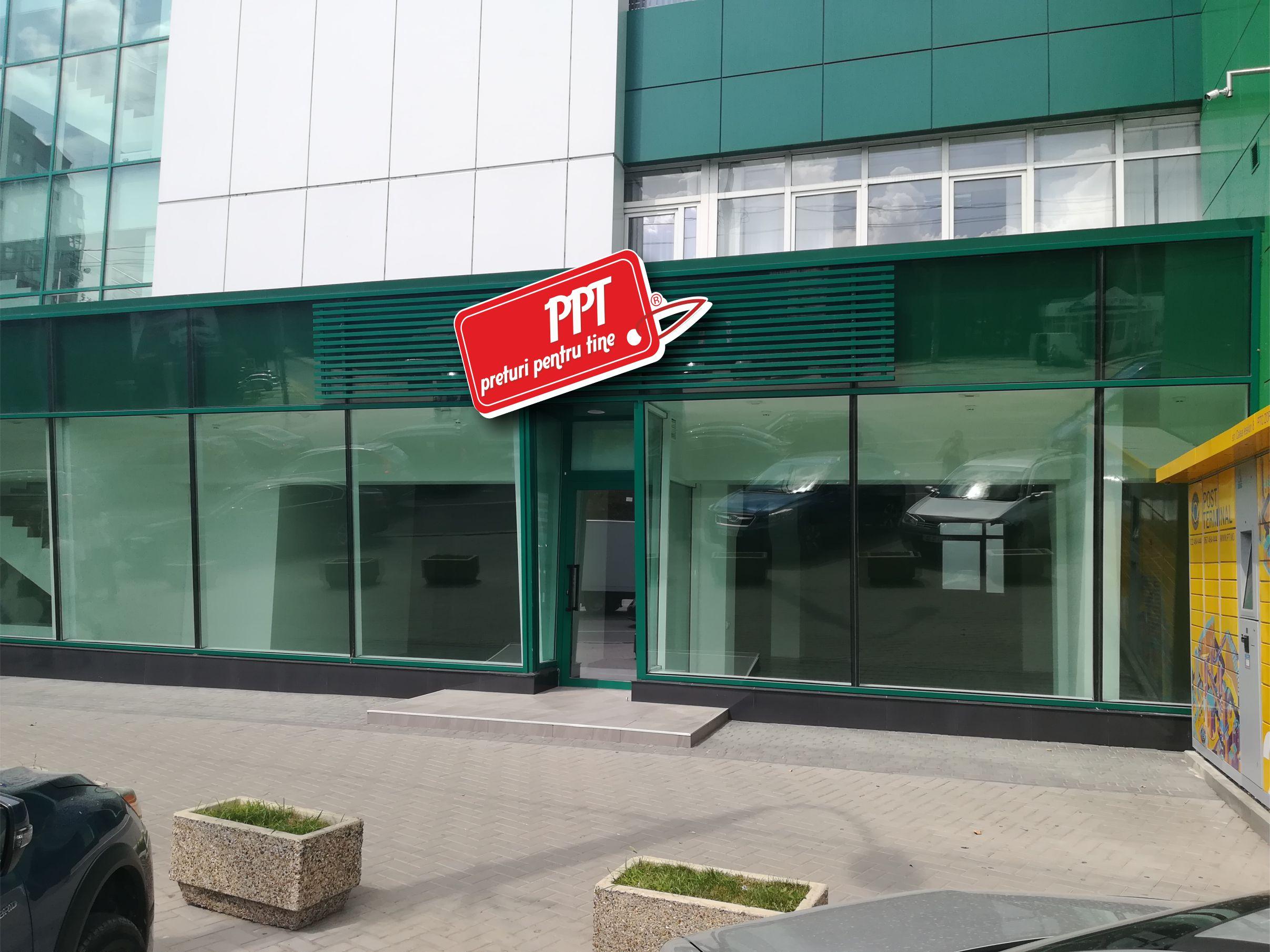 PPT Chișinău -Calea Iesilor