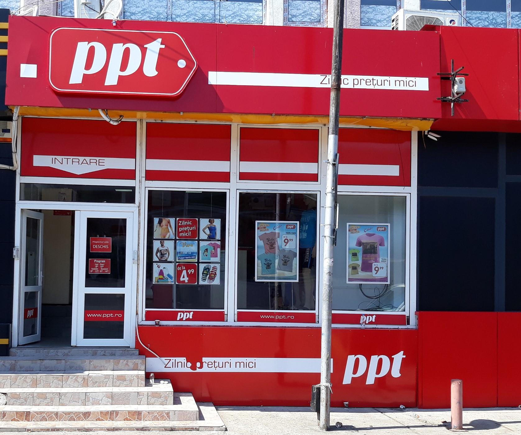PPT Bacău - Piața Centrală