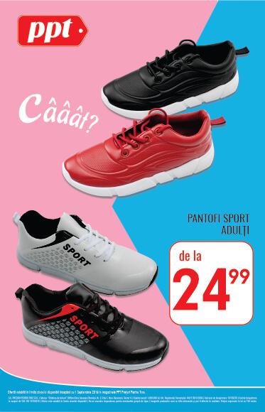 Pantofi sport  PPT